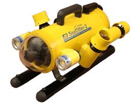 Remote Operated Vehicle (ROV)